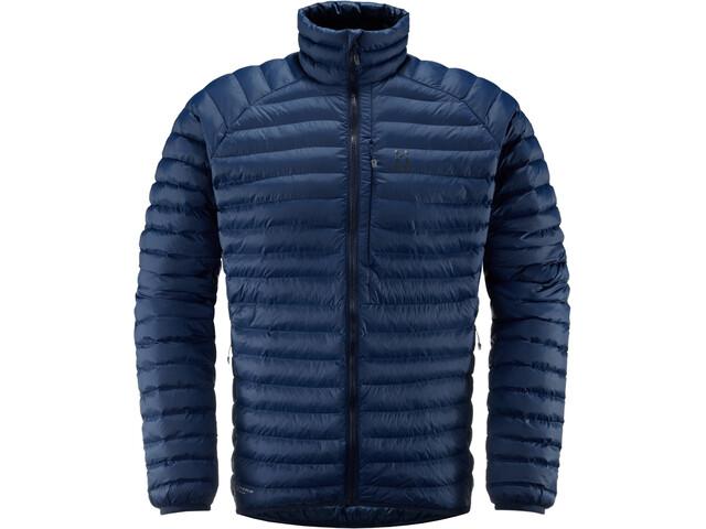 Haglöfs Essens Mimic Jacket Herr tarn blue